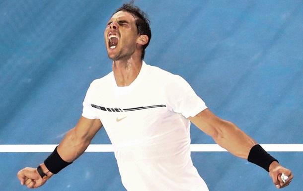 Надаль: Я и не мечтал вернуться в финал Australian Open