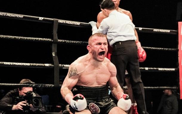 Хурцидзе проведет чемпионский бой