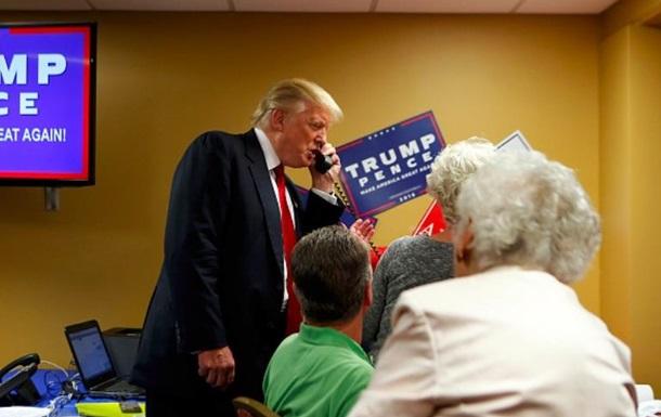 Трамп поговорил с отменившим встречу президентом Мексики