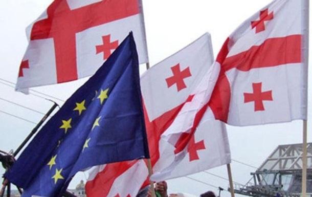 Європарламент призначив дату голосування за безвіз Грузії