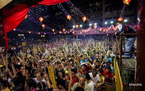 Китайский новый год Петуха 2017