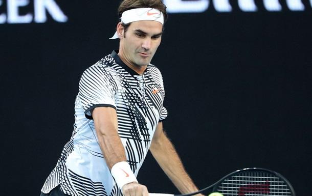 Федерер заробив за кар єру вже понад 100 млн доларів