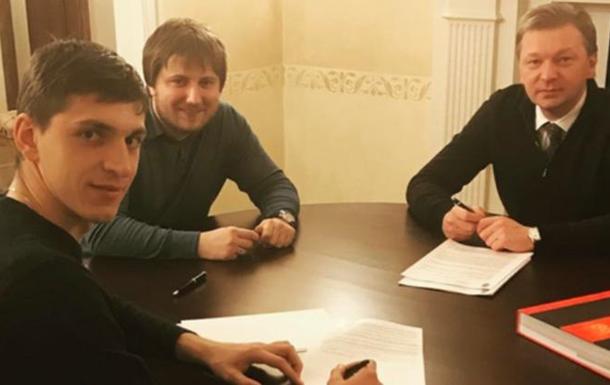 Шахтар продовжив контракт з Будковським