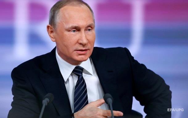 Названо час розмови Путіна і Трампа