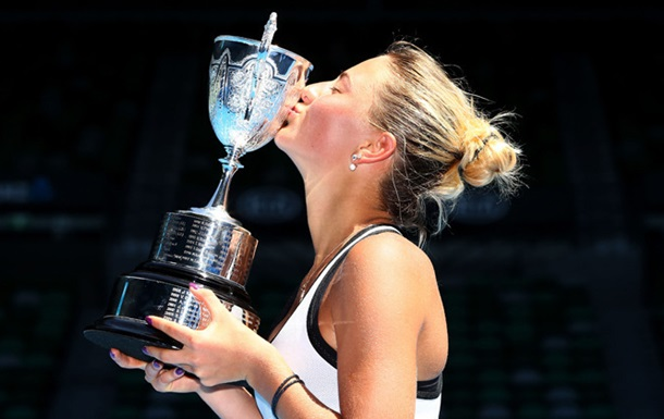 Українка Костюк - чемпіонка Australian Open серед юніорів