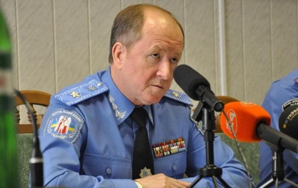 У Закарпатті обстріляли будинок екс-глави МВС області
