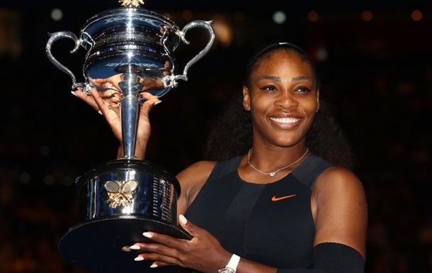 Серена Вільямс - семиразова чемпіонка Australian Open