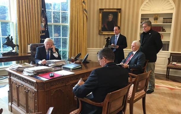 Трамп провів телефонні переговори з Путіним