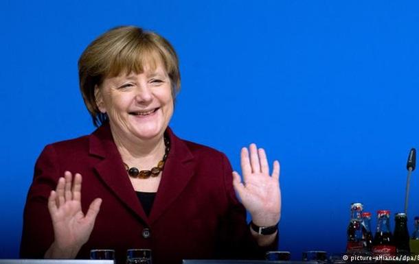 Меркель висунули кандидатом у депутати