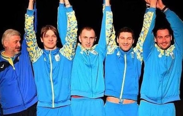 Українські фехтувальники - бронзові призери Кубку Світу