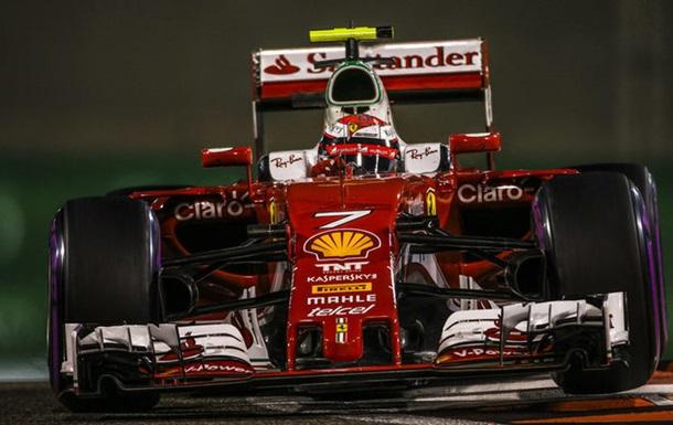 Формула 1. Новий болід Феррарі пройшов креш-тести FIA
