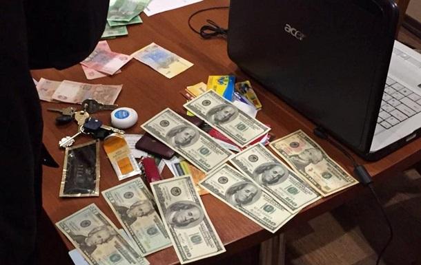 Заступника прокурора Кіровоградщини затримали за підкуп