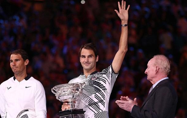 Король vs Батько. Найкращі удари фіналу Australian Open