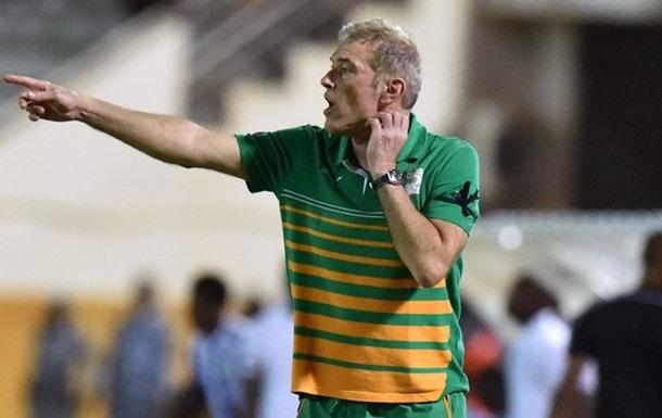 Кот д Івуар залишився без тренера