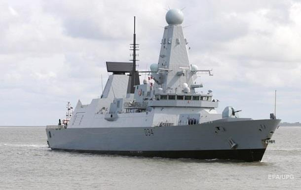 Британія вперше з часів  холодної війни  спрямує есмінець у Чорне море