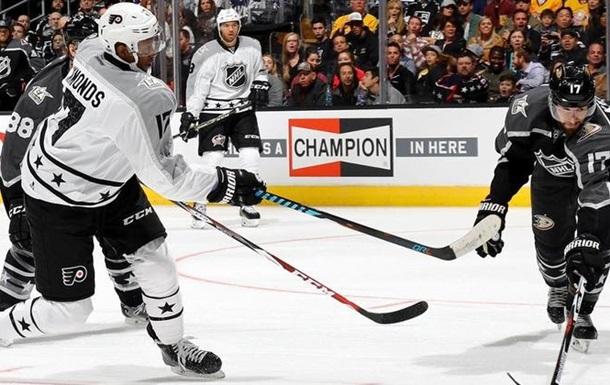 НХЛ. Столичный дивизион выиграл Матч всех звезд-2017