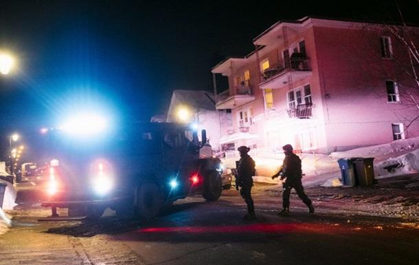 Поліція Квебека підтвердила затримання нападників на мечеть