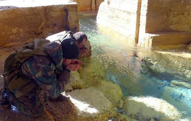 Війська Асада повернули воду у Дамаск