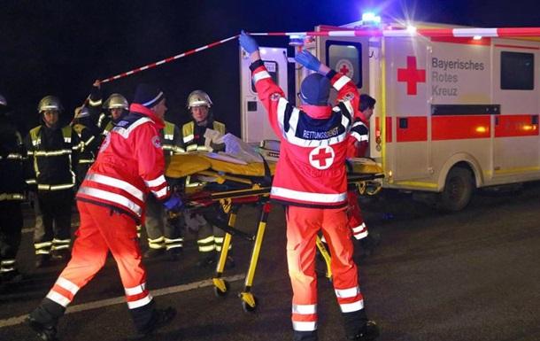 У Німеччині загинула компанія молоді