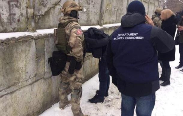 Керівництво Чорнобильського спецкомбінату заарештували