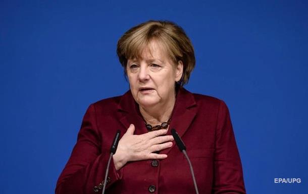 Меркель: На Донбасі немає режиму припинення вогню