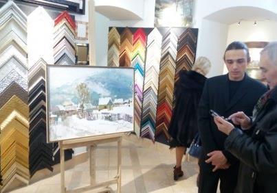 Карпатский дзен художника Евгения Лозового