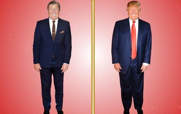 Видео с переодетым Трампом стало хитом сети