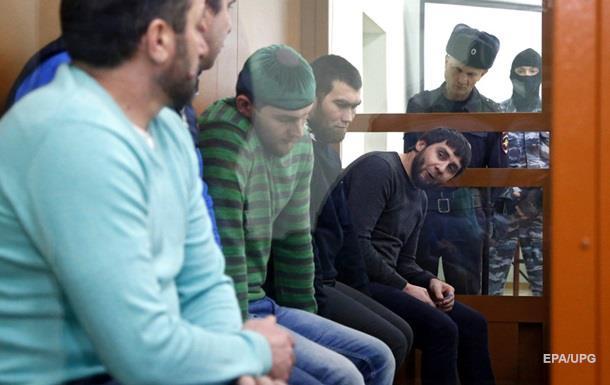 Обвинувачені у вбивстві Нємцова відсудили по 6,5 тис євро