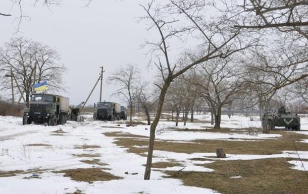 За день поранені 20 військових, троє загинули - штаб АТО