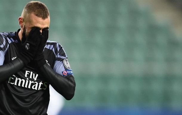 Реал запропонував Бензема англійським клубам