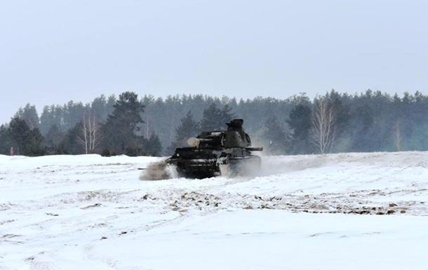 Донбас. Позиції ЗСУ обстріляли 71 раз