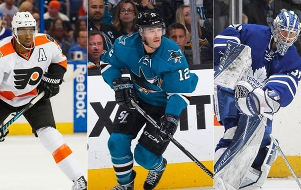 НХЛ назвала три зірки тижня