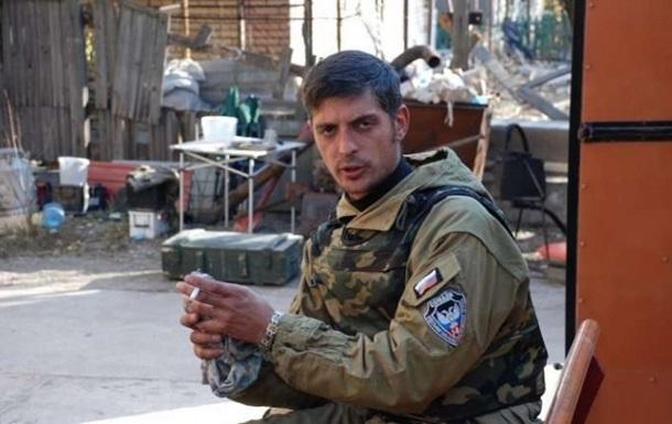 Сепаратисти заявили про поранення Гіві