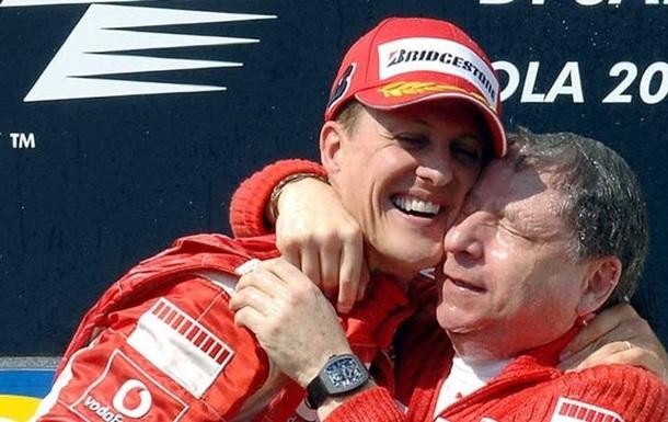 Жан Тодт: Шумахер - прекрасна людина, який продовжує боротися