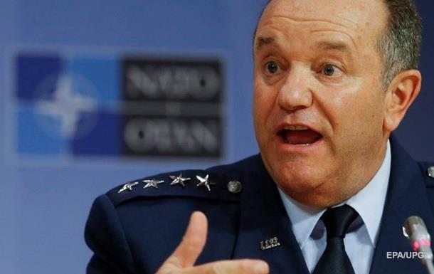Украине нужно дать возможность обороняться – генерал США