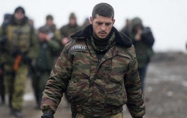 У ДНР заперечують поранення Гіві