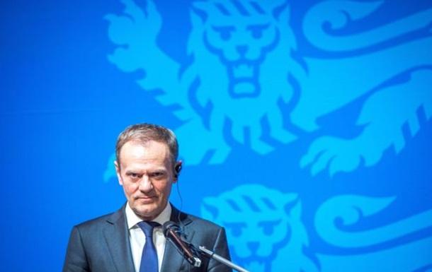 Туск назвав нову адміністрацію США  загрозою  для ЄС