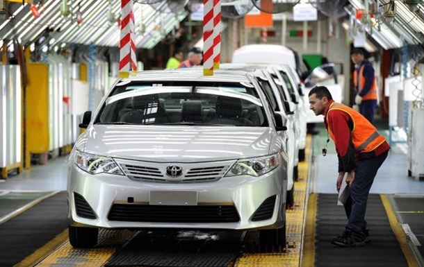 Toyota закриває завод в Австралії