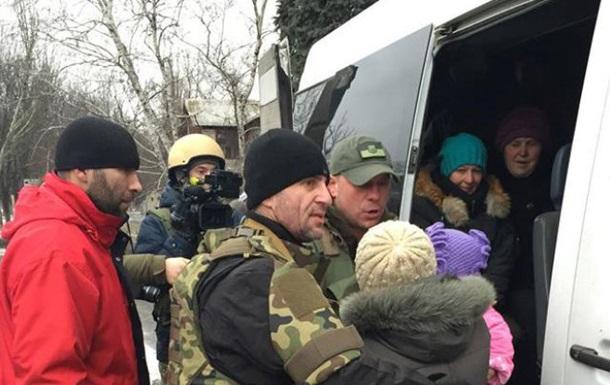 В Авдіївці почалася евакуація