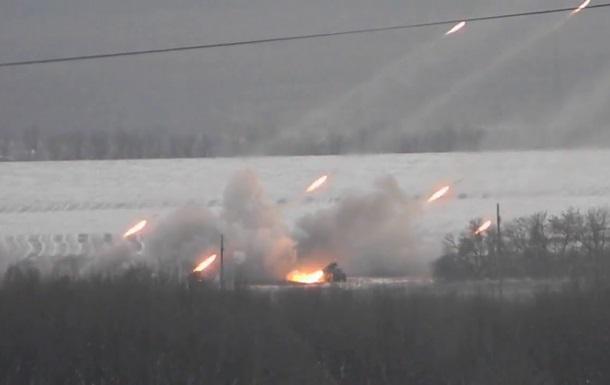СМИ нашли позиции Градов, обстреливающих Авдеевку