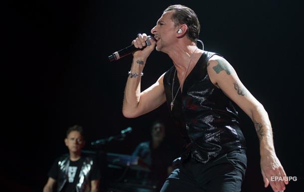 Depeche Mode оголосила дату виходу нового альбому