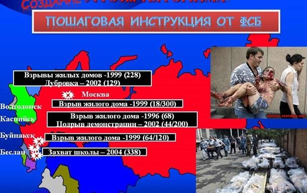 Чеченский сценарий перебрасывают в Крым