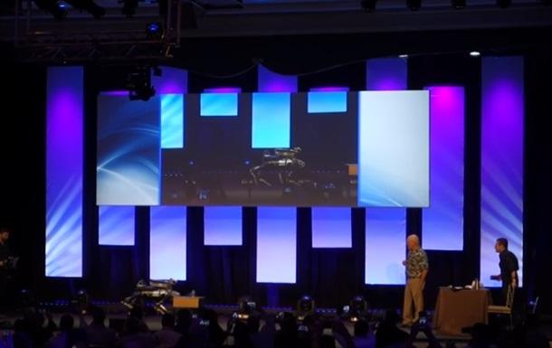 Boston Dynamics представила двоколісного робота