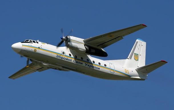 Украина обвинила Россию в стрельбе по самолету