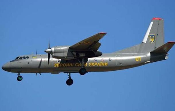 Россия отрицает обстрел украинского самолета