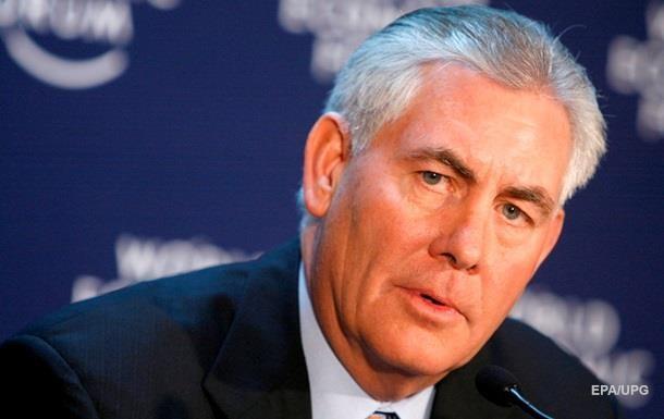 Сенат затвердив Тіллерсона на посаду держсекретаря США
