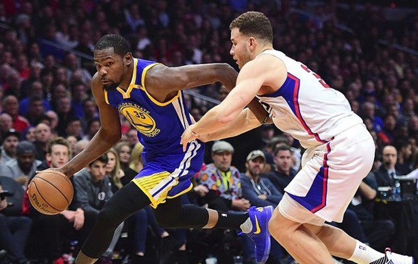НБА: Голден Стейт впевнено розібрався із Шарлотт