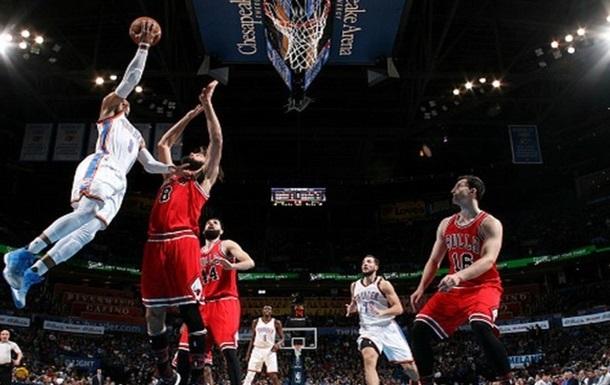 Прохід з ефектним данком Вестбрука - найкращий момент дня в НБА
