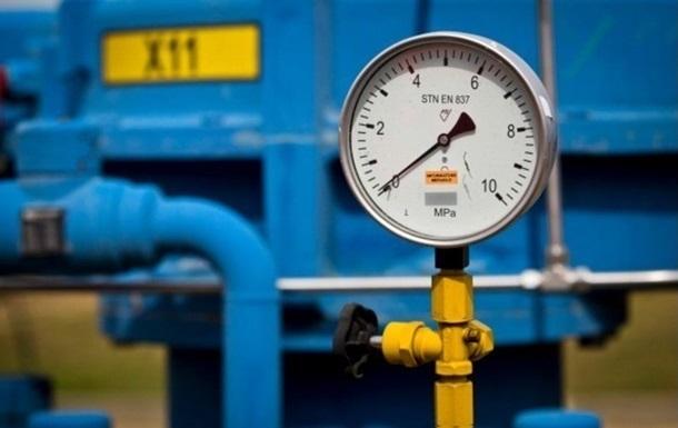 Киев заявил о рекордно низких запасах газа
