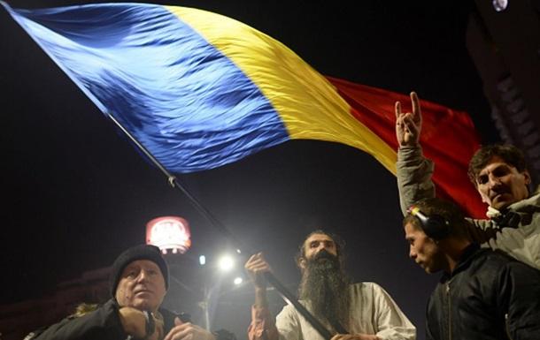 Як перед поваленням Чаушеску. Протести в Румунії